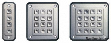 Клавиатура STORM 1K16T102