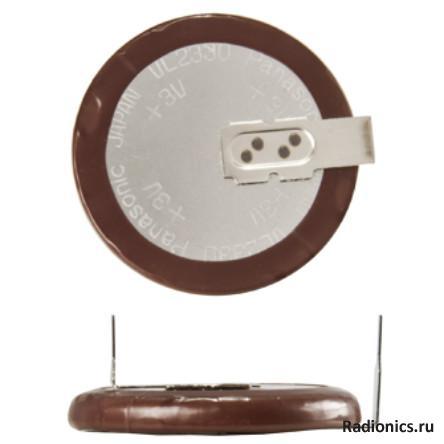 Аккумулятор PANASONIC, VL2330-HFN