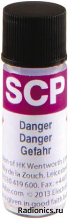 Краска токопроводящая ELECTROLUBE, SCP03